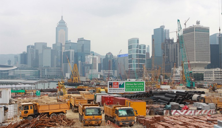 chantier hong kong