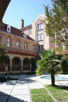 Du couvent des Capucins à la Maison saint Louis Beaulieu